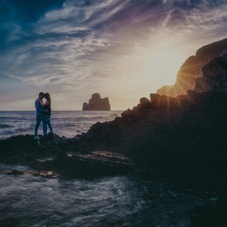 Fotografia di coppia a Masua | Marco Usala Photography