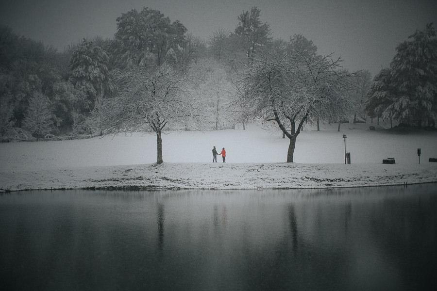 Servizio prematrimoniale sulla neve | Romagna