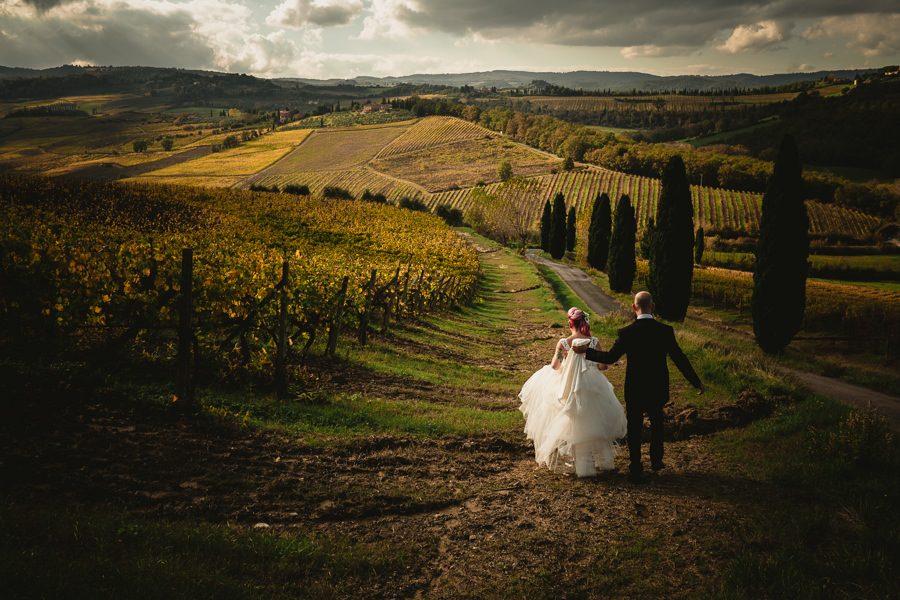 (Italiano) Matrimonio a San Gimignano | Pietra Antica
