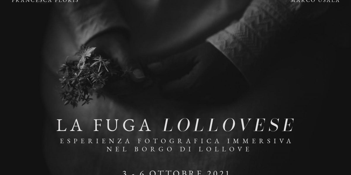 Esperienza fotografica immersiva nel borgo di Lollove